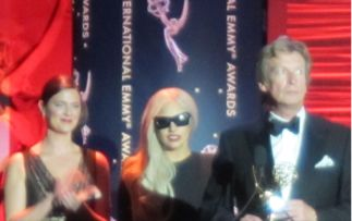 Nigel Lythgoe with Lady Gaga IMG_2313